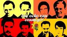 Convocatoria al Acto 45 aniversario de los 8 mártires de la 20°