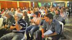 Óscar Andrade habló sobre educación en Lagomar