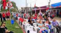 98 aniversario del PCU en Las Piedras